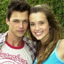 Guilherme Berenguer and Juliana Didone