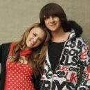 Emily Osment and Mitchel Musso - 351 x 500