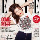 Abigail Clancy Elle Uk Magazine March 2015