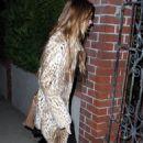 Lindsay Lohan - Beverly Hills Candids, 28.11.2008.