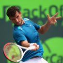 Grigor Dimitrov at Sony Ericsson Open 2012