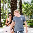Claudia Romani – Bikini on South Beach in Miami - 454 x 681