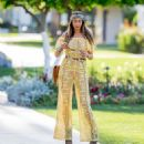 Courtney Sixx is seen at The Coachella Valley Music and Arts Festival April 16, 2016 - 454 x 493