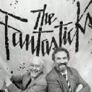 Tom Jones and Harvey Schmidt - Creators Of The 1960n  Off Broadway Hit THE FANTASTICKS - 225 x 300