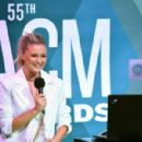 Kelsea Ballerini – 2020 Academy Of Country Music Awards Virtual Radio Row in Nashville - 454 x 300