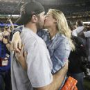 Kate Upton & Justin Verlander Celebrate Astros' World Series Win With A Sweet Kiss — Cute Pic
