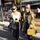 Sofia Ritchie Arrives at Nice Airport in Cannes
