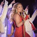 Mariah Carey 82nd Annual Rockefeller Christmas Tree Lighting Ceremony