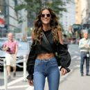Izabel Goulart – Arrives at 2017 Victoria's Secret Fashion Show Casting in NYC - 454 x 454
