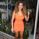 Amber Rose Gill – Sure's Everyday Gym Your World Your Workout Exclusive Event in London
