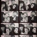 Ross Lynch, Courtney Eaton, Calum Worthy and Celesta DeAstis