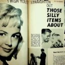 Sandra Dee - Movie Life Magazine Pictorial [United States] (February 1959)