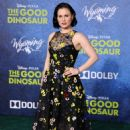 Anna Paquin in The World Premiere of Disney-Pixar's 'The Good Dinosaur' at El Capitan Theatre - 454 x 636