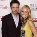 Kate Bosworth and Topher Grace