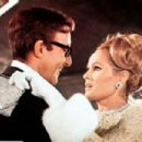 Peter Sellers and Ursula Andress
