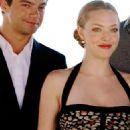Dominic Cooper and Amanda Seyfried