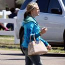 Jamie-Lynn Spears - Sporting Around A Little Bit Of A Baby Bump