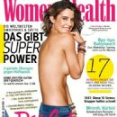 Cobie Smulders - Women's Health Magazine Cover [Germany] (October 2015)