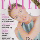 Patsy Kensit - Tatler Magazine Cover [United Kingdom] (June 1994)