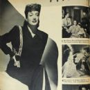 Joan Crawford - Movie Show Magazine Pictorial [United States] (December 1945) - 454 x 655