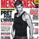 Nikolaj Coster-Waldau - Men's Fitness Magazine Cover [France] (December 2016)