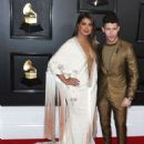 Priyanka Chopra – 62nd Annual Grammy Awards in Los Angeles - 454 x 636