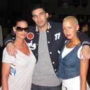 Amber Rose on The Set of Drake's