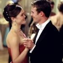 Julia Stiles and Luke Mably