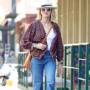 Naomi Watts in Jeans out in NYC