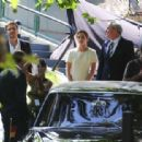 Emma Watson On The Set Of Colonia Dignidad In Buenos Aires