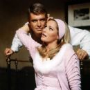 George Peppard and Ursula Andress