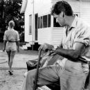 Rory Calhoun and Connie Hines