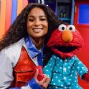 Ciara - The Not Too Late Show with Elmo