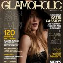 Katie Cassidy - Glamoholic Magazine Cover [United States] (1 March 2014)