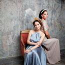 Olga Kabo and singer Nina Shatskaya - 454 x 681