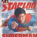 Christopher Reeve - Starlog Magazine [United States] (March 1979)