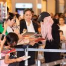 Dove Cameron – Arrives in Japan