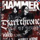 Metal&Hammer Magazine Cover [Norway] (February 2013)