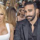 Pamela Anderson and Adil Rami - 454 x 256