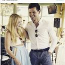 Billie Catherine Lourd and Taylor Lautner - 454 x 644