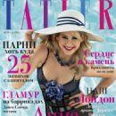 Anna Kournikova Tatler Russia February 2012