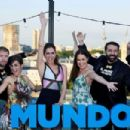 Mar Saura – 'El Mundo es suyo' Photocall in Madrid