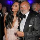 Nicole Scherzinger – Elton John's AIDS Foundation's Ball in Windsor