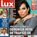 José Castelo Branco - Lux Magazine Cover [Portugal] (30 March 2020)