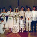 Tirso and Lynn: Renewal of vows (1986) - 454 x 314