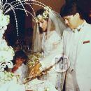 Tirso and Lynn: Renewal of vows (1986) - 454 x 355