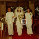 Tirso and Lynn: Renewal of vows (1986) - 454 x 442