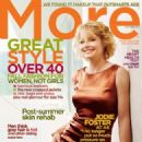 Jodie Foster - More Magazine Cover [United States] (September 2007)