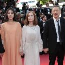 Isabelle Huppert – 'The Meyerowitz Stories' Premiere at 70th Cannes Film Festival - 454 x 681
