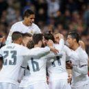 Real Madrid v. Sevilla    March 20, 2016 - 454 x 300